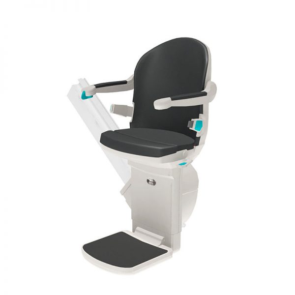 1000 stair lift smart seat slate handicare