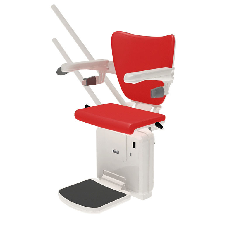 2000 Curved Stairlift on