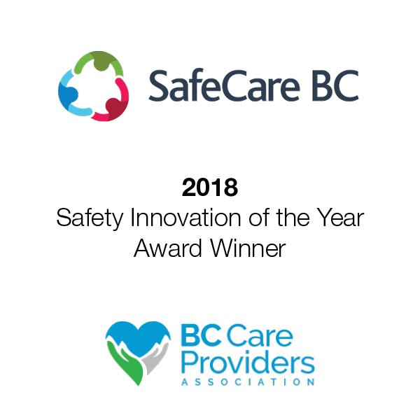 eva drive safecarebc safety innovation of the year award winner 1 600x600