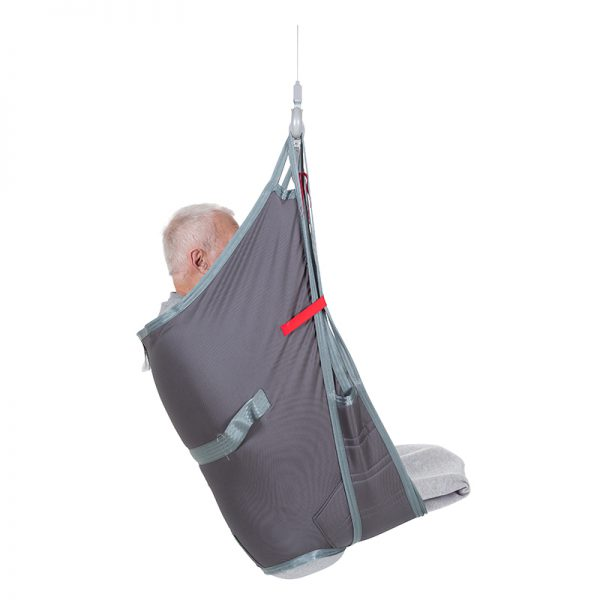 amp sling polyester side view handicare 1