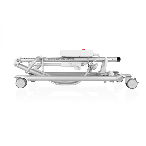 carina 350 floor lift collapsible handicare