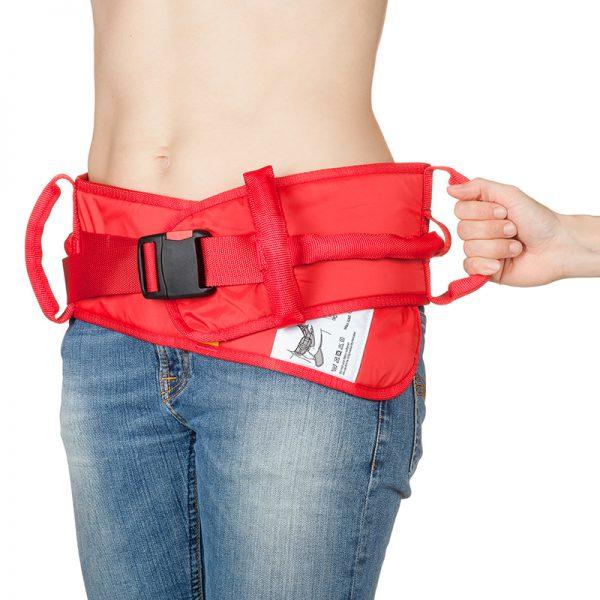 easy belt hug with hand handicare 1