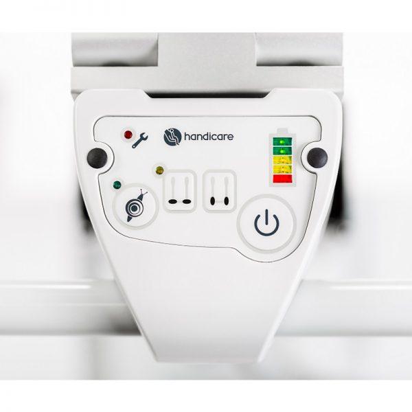 eva drive floor lift control panel handicare