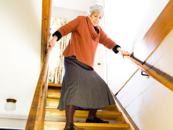 reduce risk of devastating fall