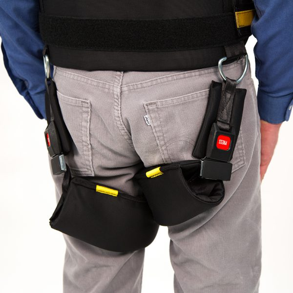 rehab walking sling clips