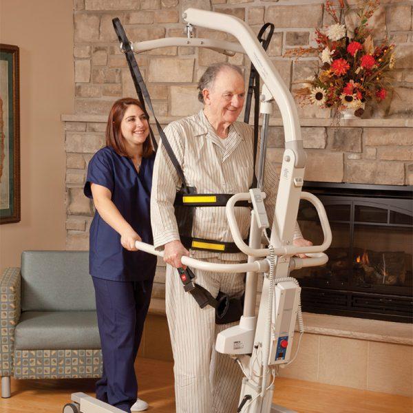 rehab walking sling fga 700 handicare 1