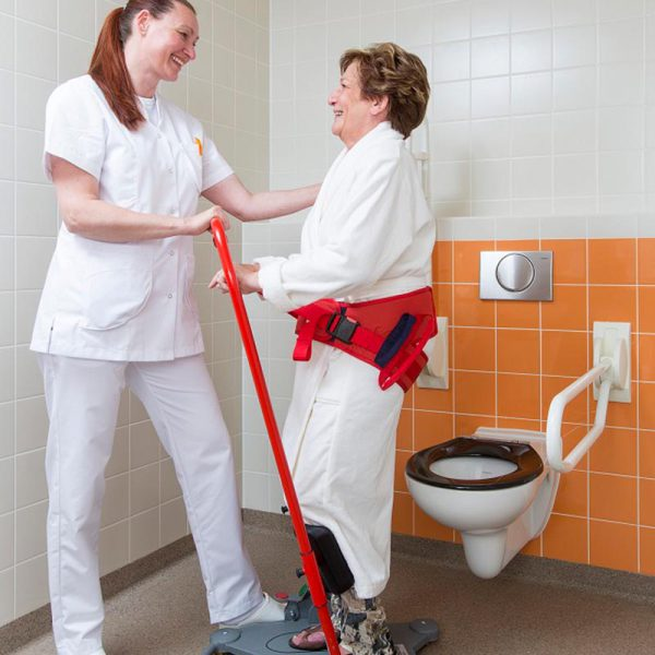 return belt bathroom handicare 1