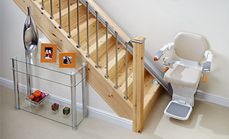 straight stairlift xclusive