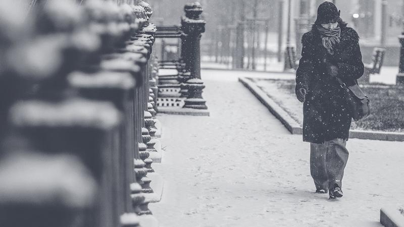 winter fall prevention