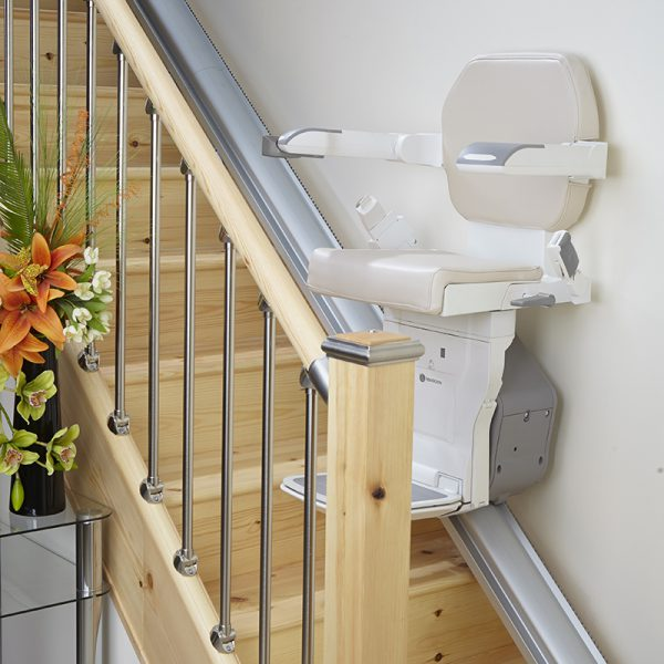 xclusive stair lift continuous charge handicare