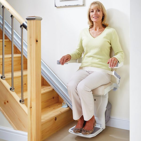 xclusive stair lift rider handicare