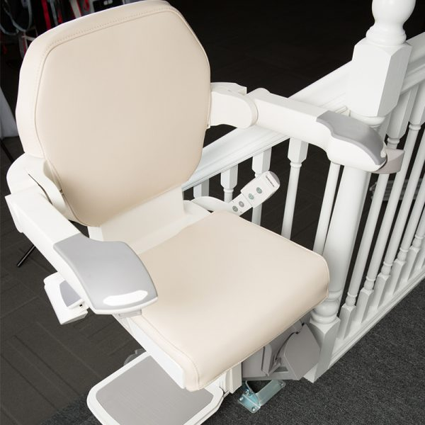 xclusive stairlift powered swivel seat handicare