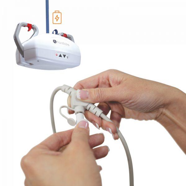ap 450 hand set charging