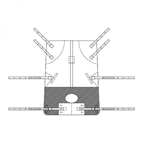 bc hammock mesh sling