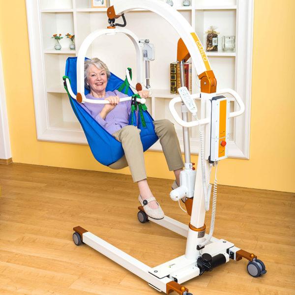 beka carlo comfort alu ep floor lift with patient 2 600x600