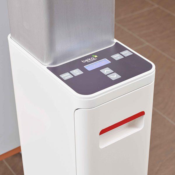 beka eve bath and shower lift digital scale