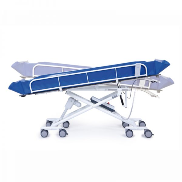 beka sina comfort shower trolley tilt 1