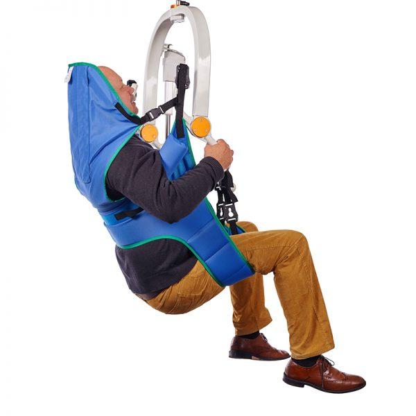 beka toilet nylon sling with clips 1