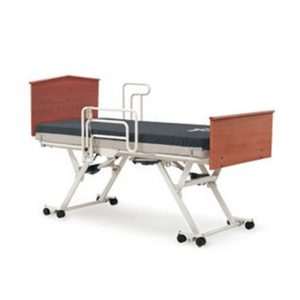 invacare carroll cs series cs5 bed 3