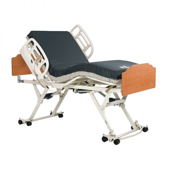 invacare carroll cs series cs7 bed 2