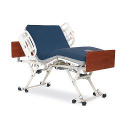 invacare carroll cs series cs9 fx600 bed 2