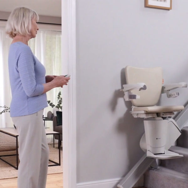 stairlift 1100 how to use video