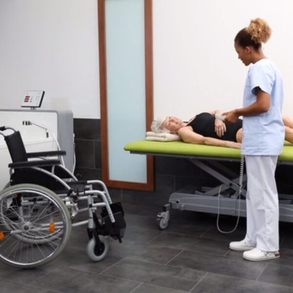 MONA Care and Treatment Table - Video