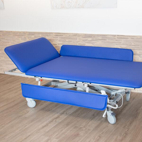 MONA Care and Treatment Table - Folding Side Rails
