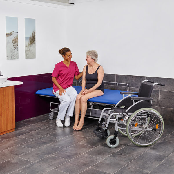 MONA Care and Treatment Table - Patient With Caregiver